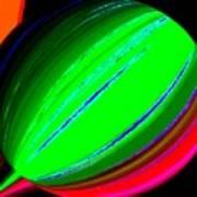 Candid Color 5 Art Print