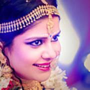 Candid Wedding Photography Pronojit Click Art Print