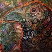 Candy Crow Art Print