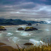 Cannon Beach, Oregon Art Print