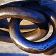 Cannon Rings Art Print
