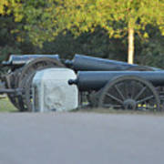 Cannons At Shiloh Art Print