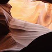 Canyon -4 Art Print
