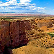 Canyon De Chelley Panoramic Art Print