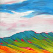 Canyon Dreams 10 Art Print