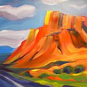 Canyon Dreams 12 Art Print