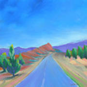 Canyon Dreams 13 Art Print