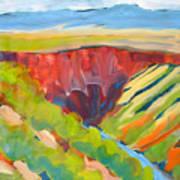 Canyon Dreams 15 Art Print