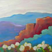Canyon Dreams 20 Art Print