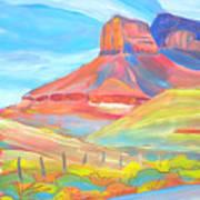 Canyon Dreams 21 Art Print