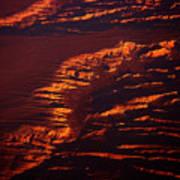 Canyonland From 36k Art Print