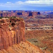 Canyonlands 4 Art Print