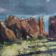 Canyonlands Utah Art Print