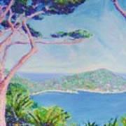 Cap Ferat Provence Art Print