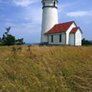 Cape Blanco Light Art Print