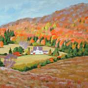 Cape Breton Home Art Print