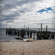 Cape Cod Bay Art Print