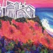 Cape Cod Castle Art Print