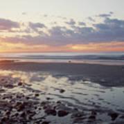 Cape Cod Sunset Art Print
