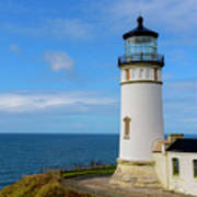 Cape Disappointment Art Print