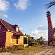 Cape Florida 2 Art Print