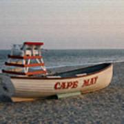 Cape May Calm Art Print