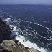 Cape Point, South Africa Art Print