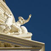 Capitol Frieze Sculpture Art Print