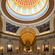 Capitol Interior II Art Print
