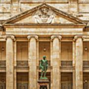 Capitolio Nacional Art Print