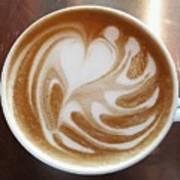 Cappuccino 2 Art Print