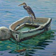 Capt. G. B. Heron Art Print