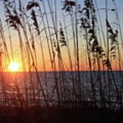 Captiva Sunset Art Print