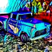Car 5 Art Print