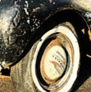 Car Alfresco II Art Print
