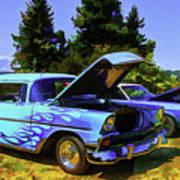 Car Show Series #2 Art Print