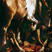 Caravaggio: St. Paul Art Print by Granger