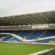 Cardiff - City Stadium - South Stand 1 - July 2010 Art Print
