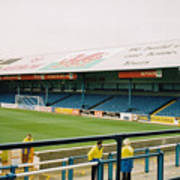 Cardiff - Ninian Park - North Stand 3 - October 2004 Art Print