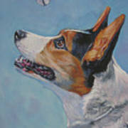 Cardigan Welsh Corgi Art Print