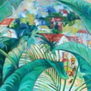 Caribbean Fantasy Art Print
