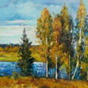 Cariboo Fall Art Print