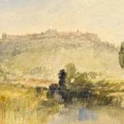 Carisbrooke Castle Art Print