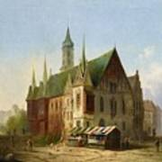 Carl Josef Art Print
