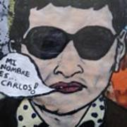 Carlos The Jackal Art Print