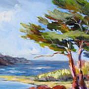 Carmel By The Sea Art Print