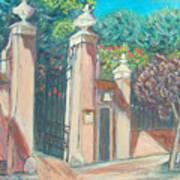 Carmelite Monastery Art Print