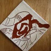 Carmen- Tile Art Print