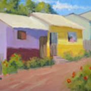 Carmens Casa Art Print