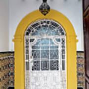 Carmona Door 3 Art Print